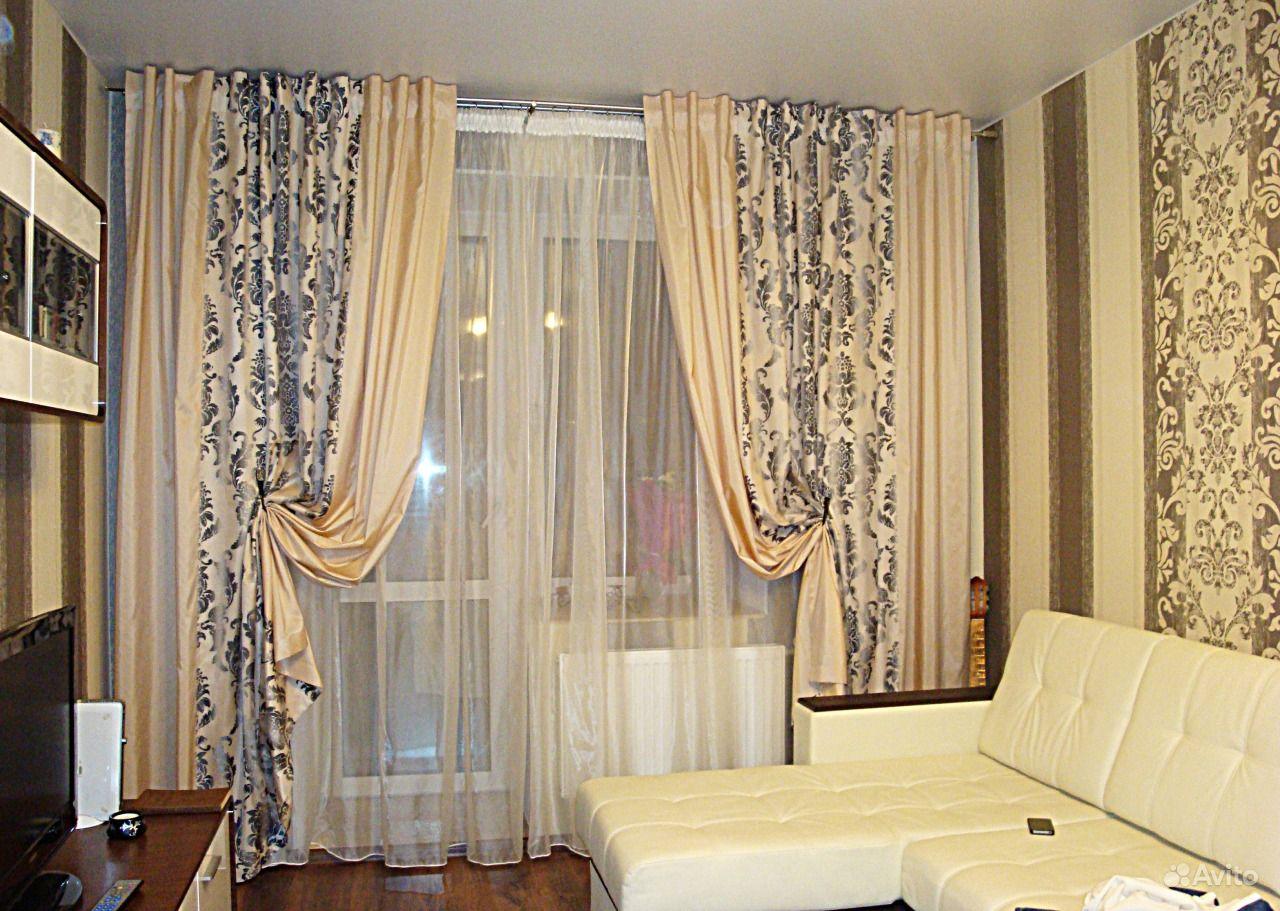 Каталог штор для гостиной фото