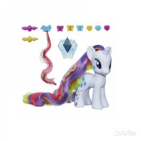 Литл пони мягкая игрушка