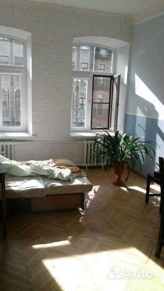 Сдаю: Комната 22 м в 4-к, 3 3 эт..  Санкт-Петербург