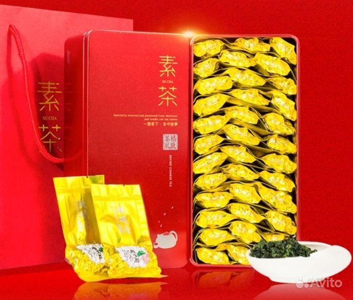Китайский чай Те Гуань Инь в пакетиках. Хабаровский край,  Хабаровск