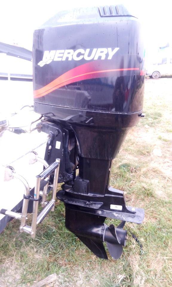 лодочный мотор меркурий 75 elpto цена