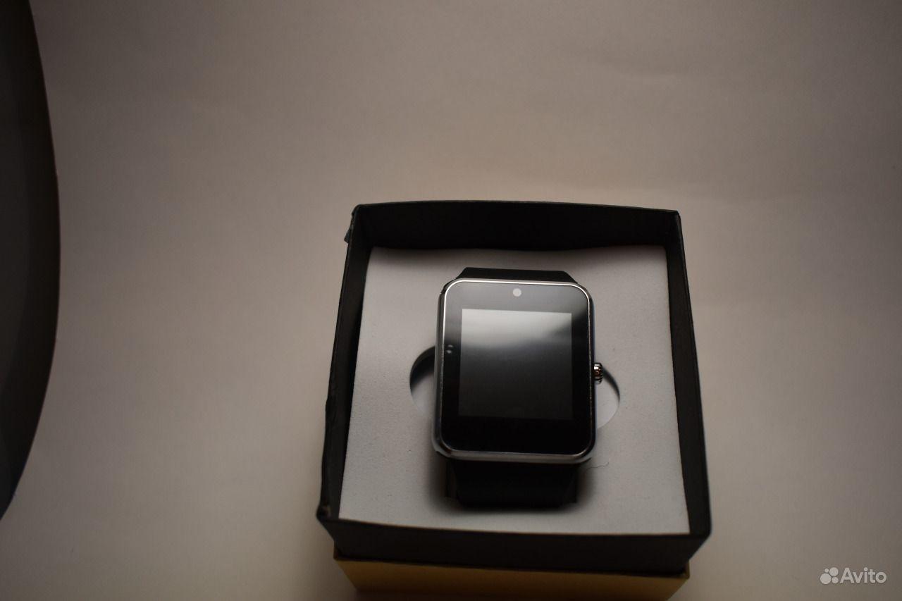 Класические часы gt 08 Серые с чёрным. Саратовская область,  Саратов
