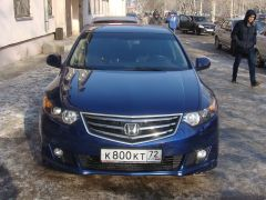 Honda Accord, 2008