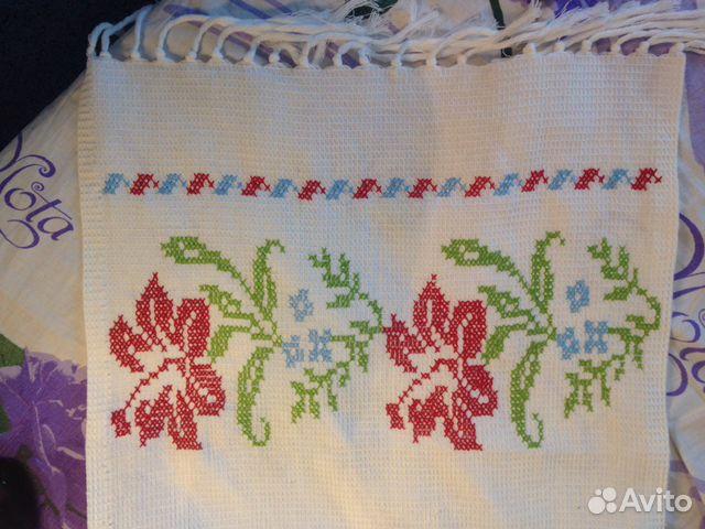 Схемы вафельных полотенец