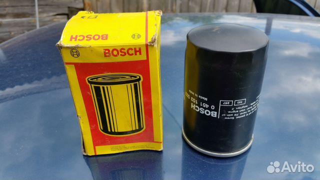 Масляный фильтр bosch 0 451 103 033