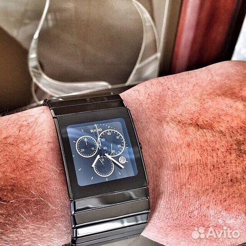 Rado Centrix мужские часы, керамика купить в - Avito ru