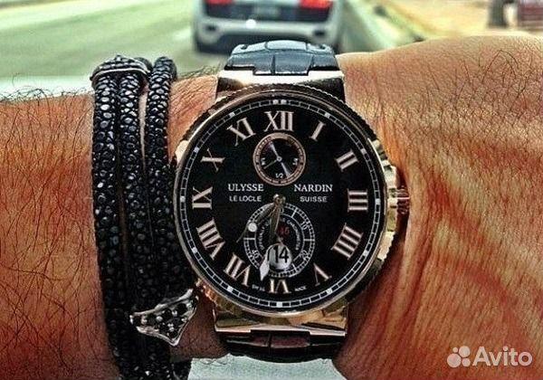 Отзыв о Копия часов Ulysse Nardin Maxi Marine | Часы