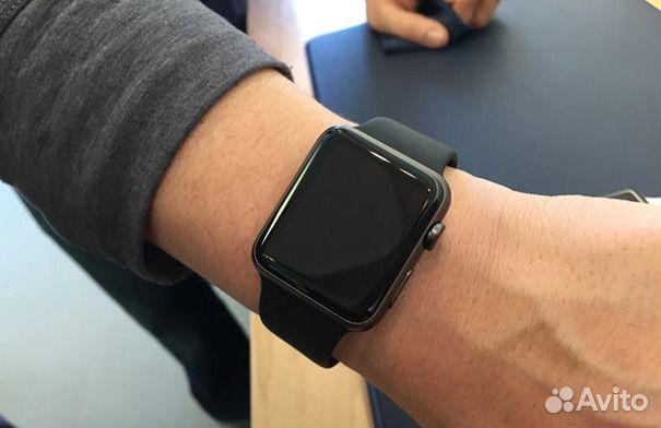 Apple Watch — Википедия