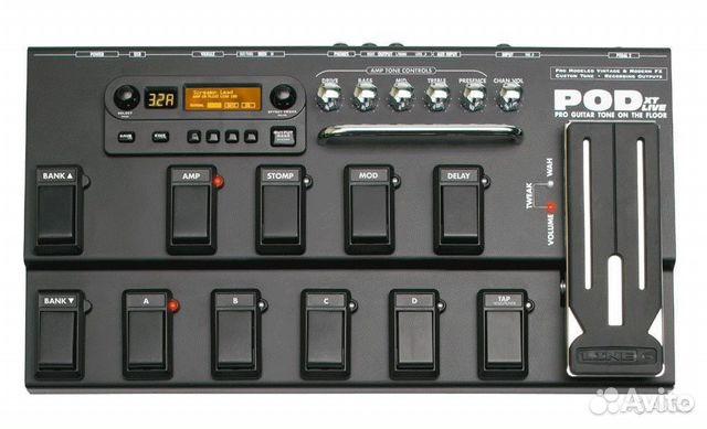 Line 6 Bass Pod Xt Live Инструкция На Русском - фото 5