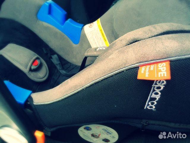 Детские автокресла Sparco от официального
