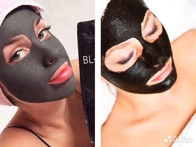Сделать черную маску для лица в домашних условиях
