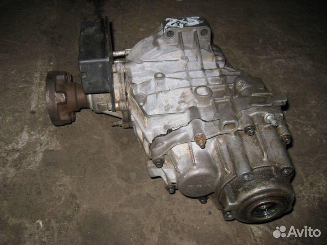 Раздатка для Land Rover