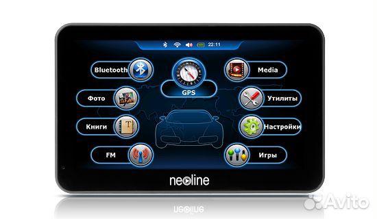 Продам GPS навигатор NEOLINE SEVEN в Челябинске. N9521030.