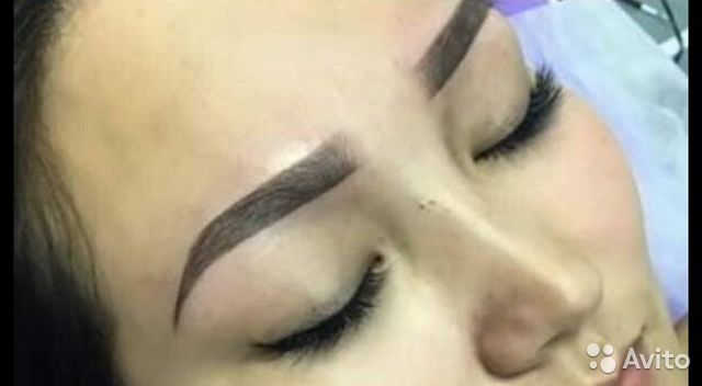 Перманентный макияж с выездом на дом