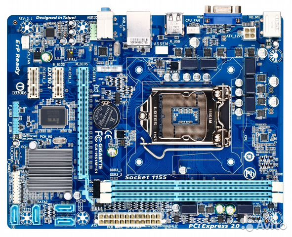 Manual gigabyte ga-h61m-s1