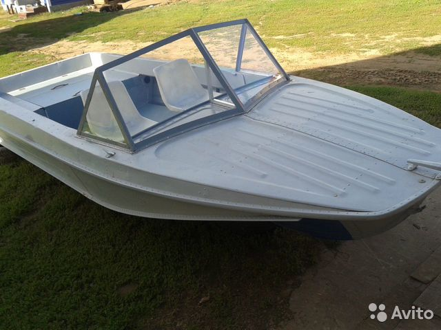 лодки бу на авито пермский край