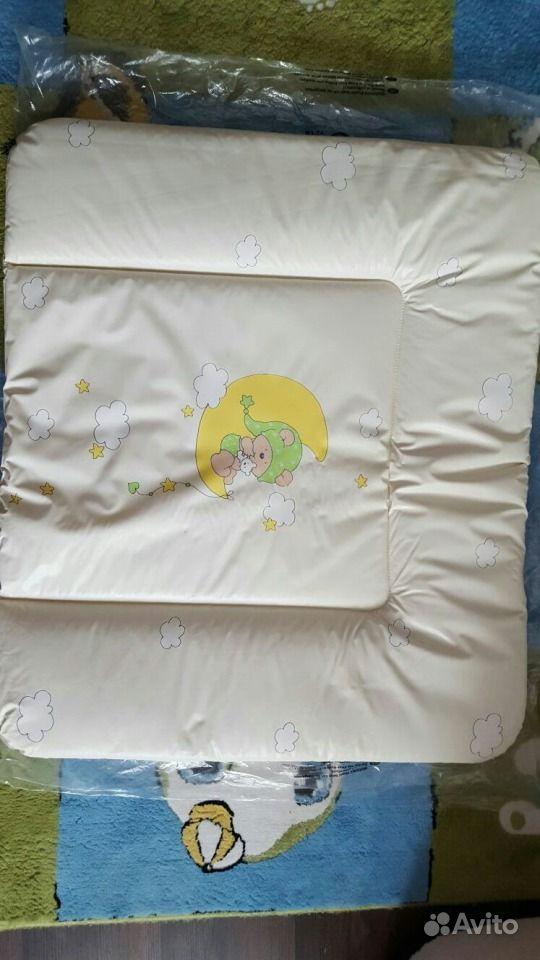 Пеленальный матрас на комод  москва