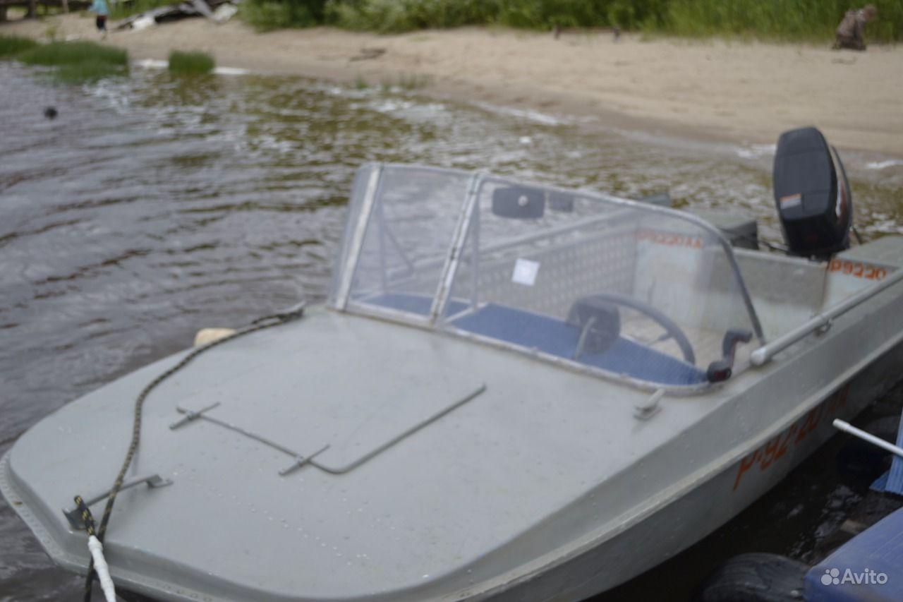 купить лодку бу в вологодской области