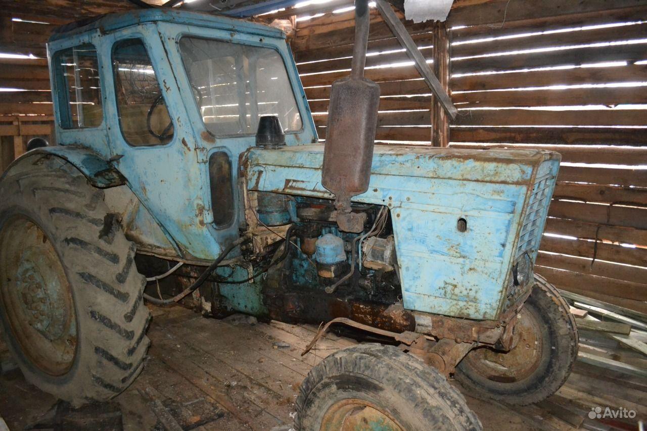 трактор мтз 82 бу - Доска объявлений от частных лиц и.