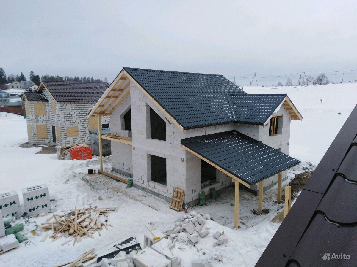 Ремонт, строительство домов, каркасные, газобетонн купить на Вуёк.ру - фотография № 2
