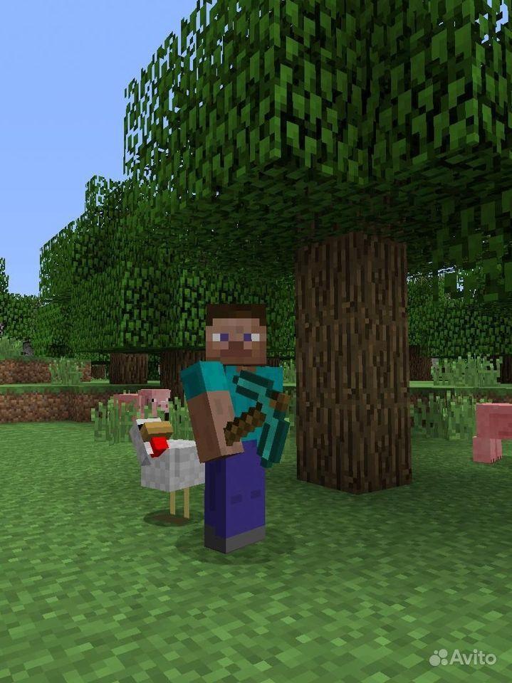 Научю играть в Minecraft