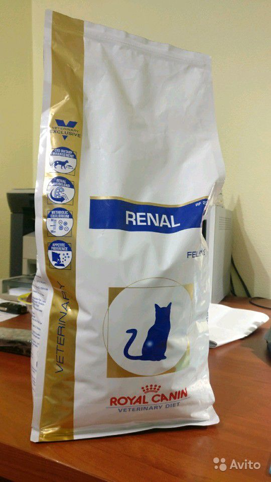 Кошачий Корм Royal Canin Renal