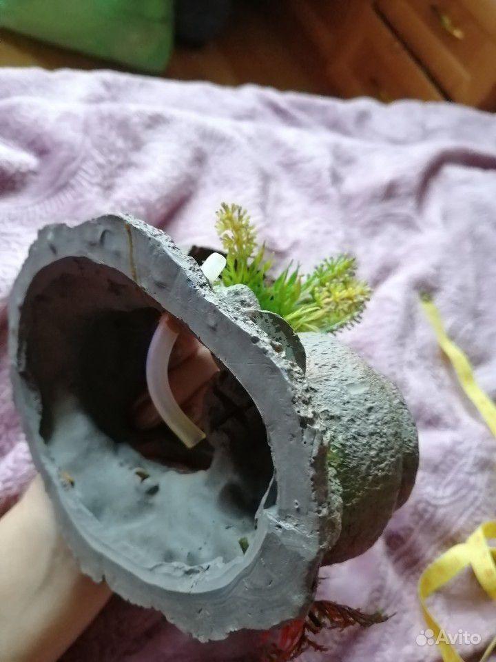Грот декор для аквариума купить на Зозу.ру - фотография № 5