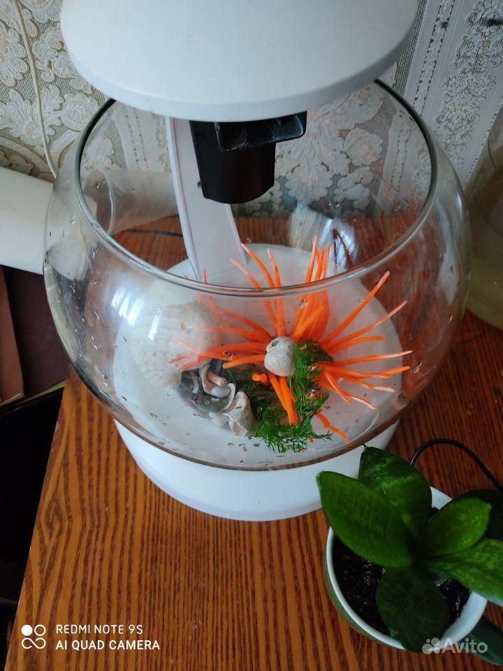 Аквариум круглый tetra cascade globe купить на Зозу.ру - фотография № 1
