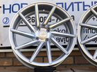 Новые литые диски Vossen CVT R16 4-100