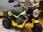Мотоцикл электромобиль Per Perego