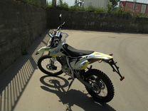 Мотоцикл Avantis FX 250 Lux 21/18 (172 Fmm) с птс