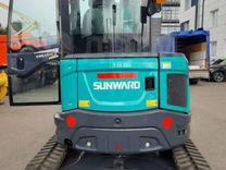 Мини-экскаватор Sunward SWE 35UF