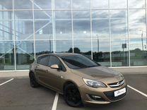 Opel Astra 1.4AT, 2013, 79898км