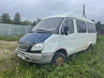 ГАЗ ГАЗель 3221 2.4МТ, 2009, 60000км