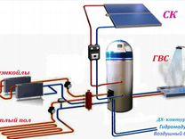 Геотермальный тепловой насос. Автономное отопление — Ремонт и строительство в Москве