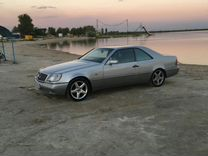 Mercedes-Benz CL-класс, 1995