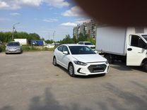 Hyundai Elantra, 2017 г., Нижний Новгород