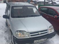 Chevrolet Niva, 2008 г., Пермь
