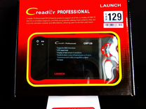 Сканер Launch Creader Professional 129