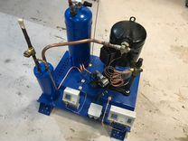 Холодильный агрегат Копланд (Copeland) ZB 38 б/у