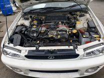 Subaru Impreza WRX STI RA GC8 в разбор