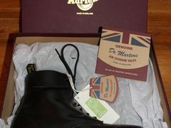 Dr Martens 1460 Made in England