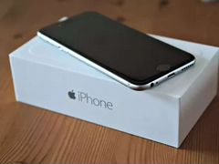 iPhone 6 Space Grey 16-128