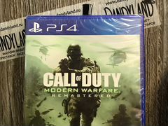 Call of Duty 4 Modern Warfare Remastered PS4 Рус