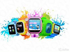 Smart Baby Watch Все Модеми + Power Bank