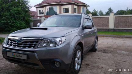 Subaru Forester 2.5AT, 2010, 174000км объявление продам