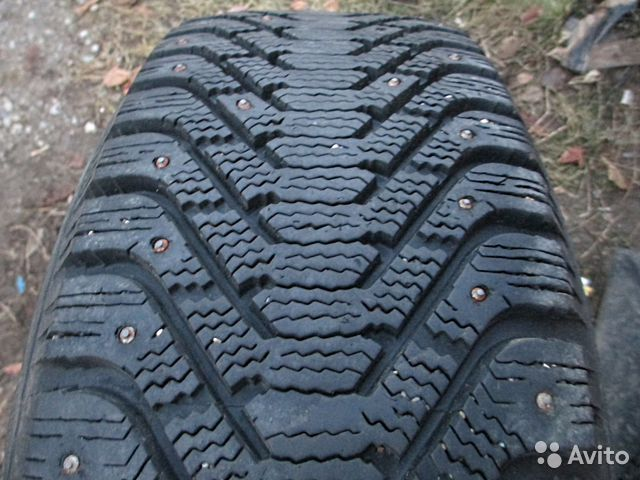 Зима Goodyear Ultra Grip 500 225/65 R17 102T— фотография №1