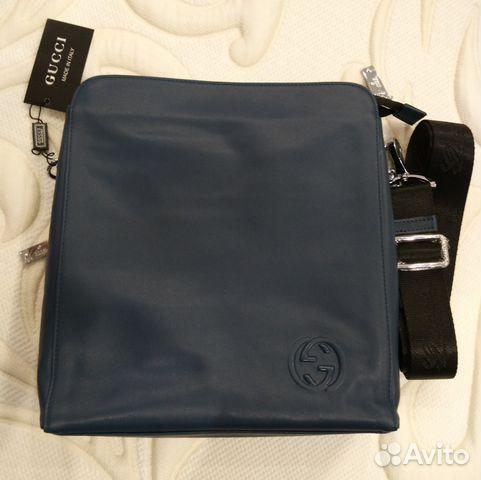 b49bf9436053 Мужская сумка gucci купить в Москве на Avito — Объявления на сайте Авито