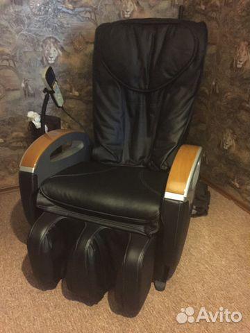 Массажное кресло для дома  б/у  пермь