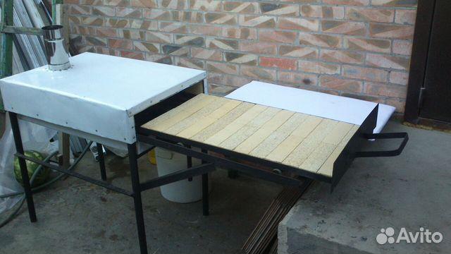 Печка для приготовления лаваша видео фото 29-866